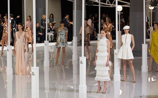 London Fashion Week: Ralph & Russo Spring/Summer '18