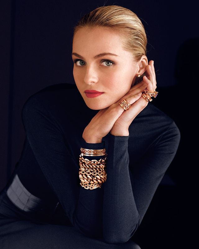 Ralph Lauren's 2016 jewels and timepieces
