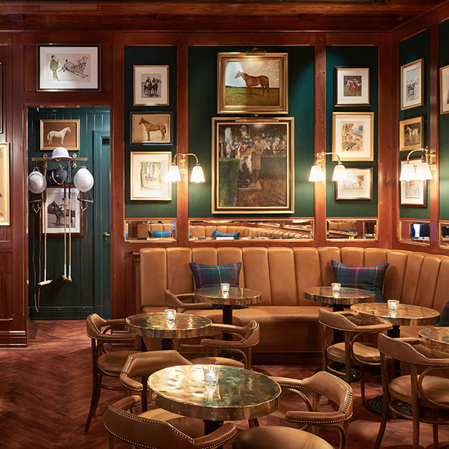 Ralph Lauren Den Den: Must-visit: Ralph Lauren Opens Ralph's Coffee & Bar In