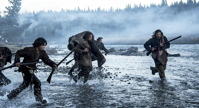 Leonardo DiCaprio unleashes the fury in new trailer for The Revenant