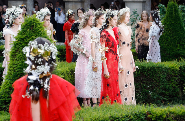 Rodarte to cancel haute couture runway show