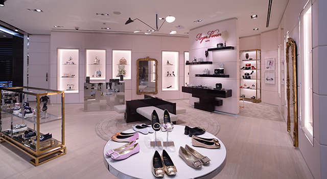 Roger Vivier opens first boutique in Kuwait