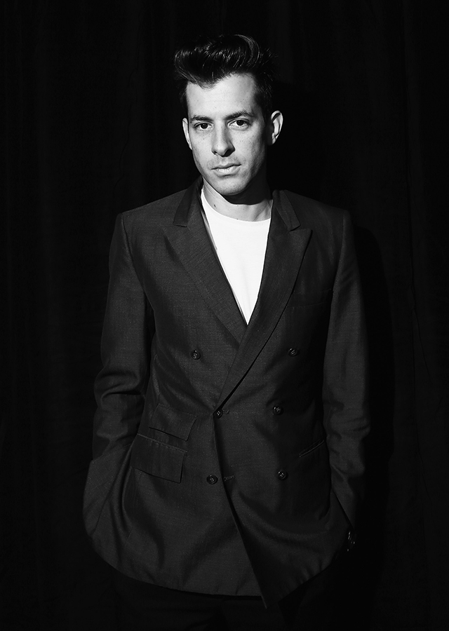 Uptown man: Music maestro Mark Ronson talks luck, fashion and social media