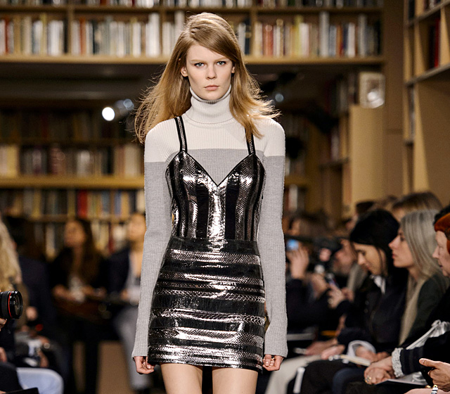 Paris Fashion Week: Sonia Rykiel Autumn/Winter 15