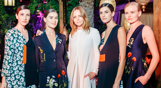 Stella McCartney's Dubai World