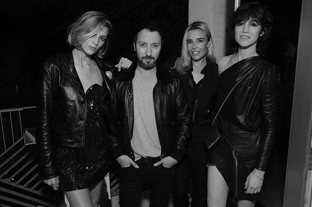 Inside the exclusive Saint Laurent event at Art Basel Miami Beach