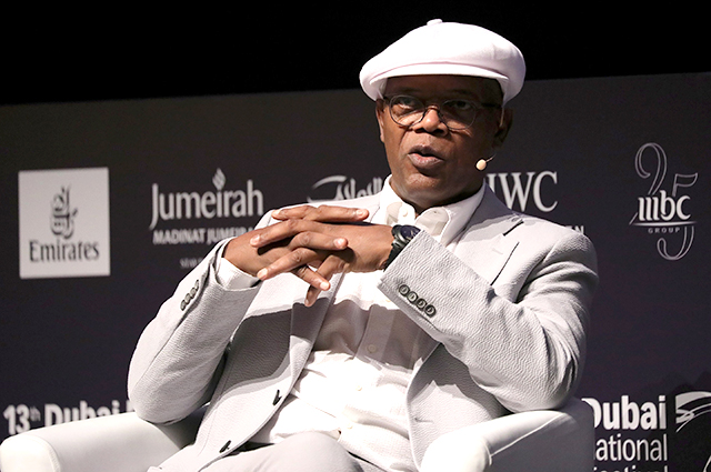 """I was in the right place but it just wasn't my time"" – Samuel L. Jackson"