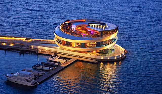 The world's largest Nobu restaurant opens in Doha, Qatar