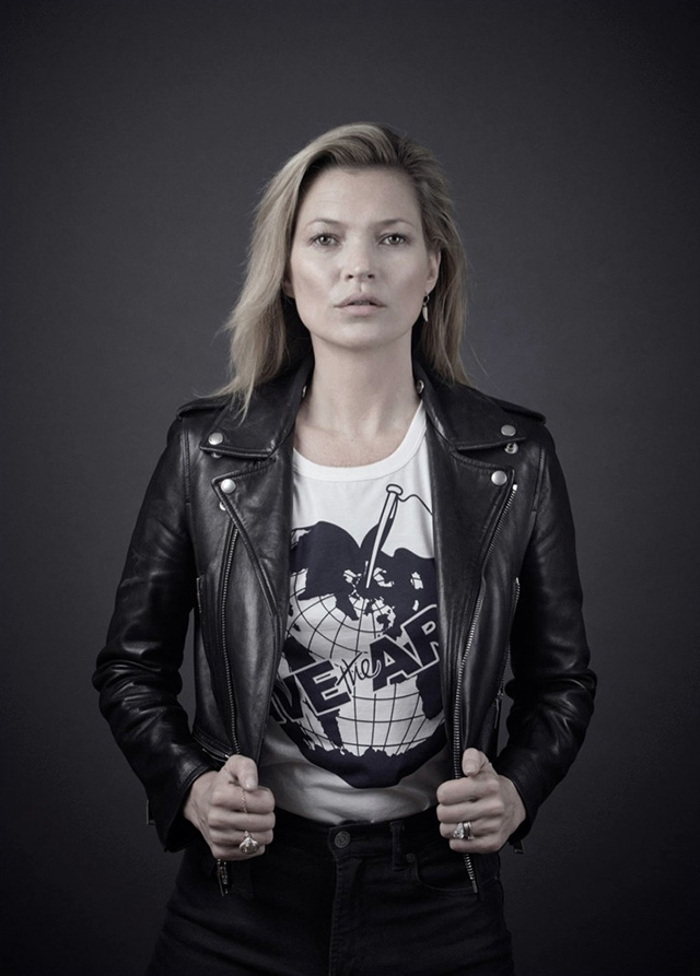 Kate Moss, Sienna Miller and more star in 'Save The Arctic' campaign