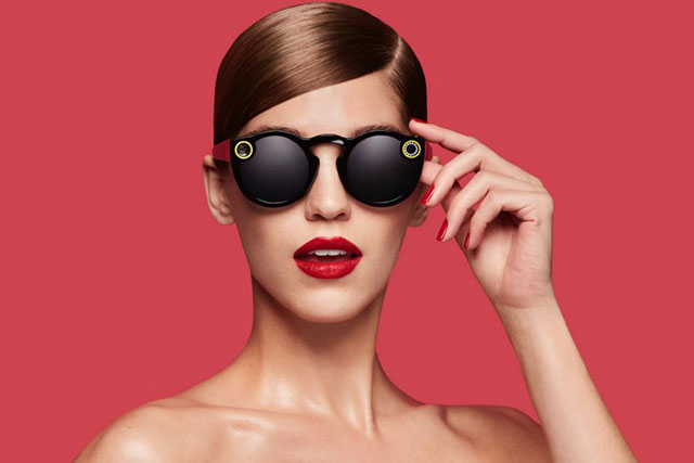 Launching soon: Snapchat reveals Spectacles