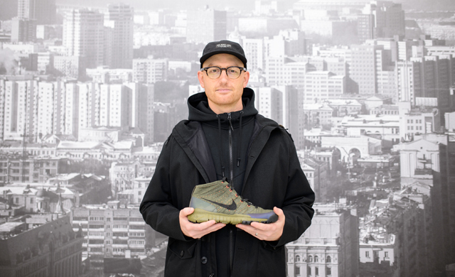 Middle East Exclusive: Nike's Dylan Raasch