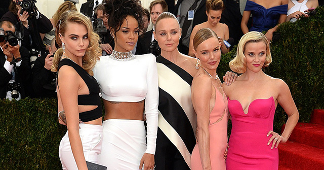 Revealed: Social media and smartphones banned from tonight's Met Gala