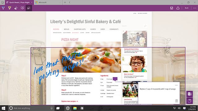First look: Microsoft reveals a preview of its new browser