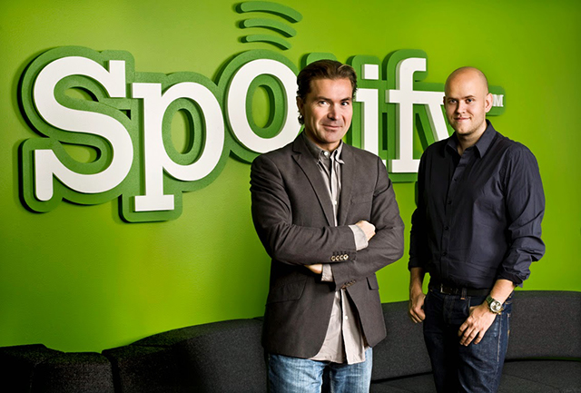 Spotify is valued at $8.4 billion following an injection of $400 million in funding