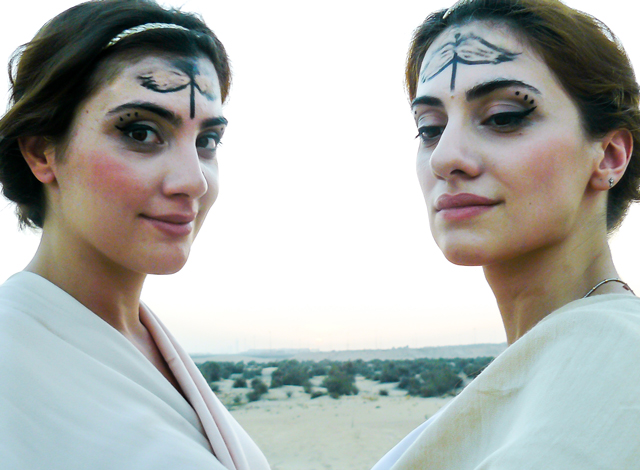 Dubai-based twins star in Star Wars: The Force Awakens