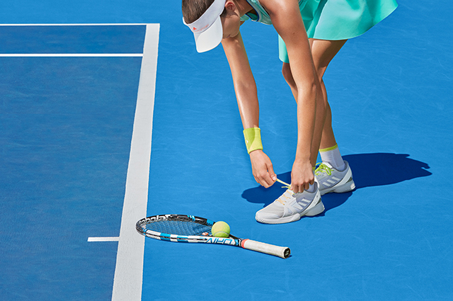 Stella McCartney and Adidas unveil the 2017 Australian Open collection