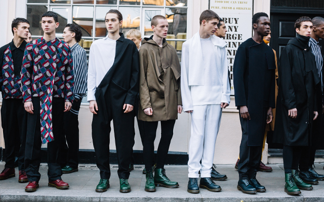 Day two: The best street style looks from Men's London Fashion Week
