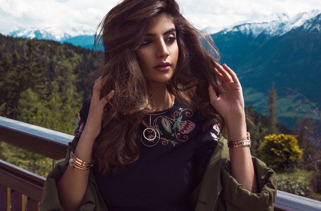 Ola Farahat and Zanita collaborate on Swarovski Eid collection
