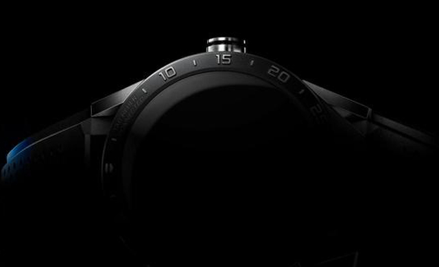 TAG Heuer teases with glimpse of new Smartwatch