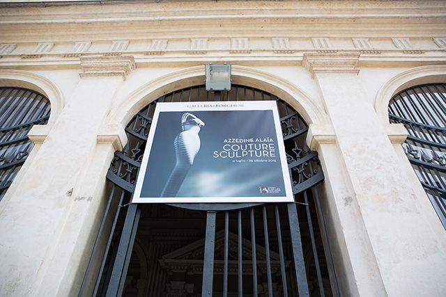 Step inside: The Azzedine Alaïa 'Couture/Sculpture' exhibit opens in Rome
