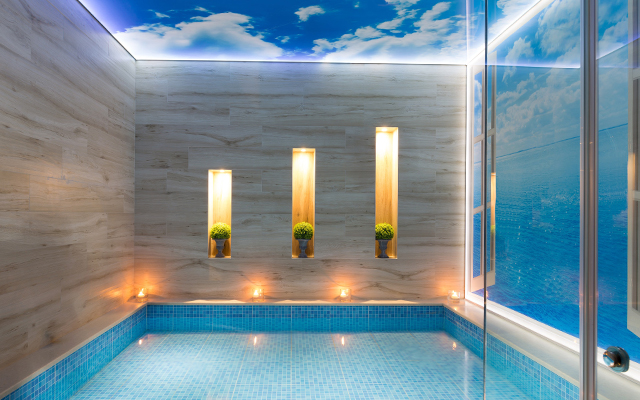 Float freely: Talise Spa's new therapy pool