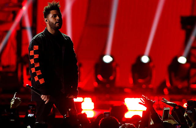 The Weeknd is confirmed for the Abu Dhabi Grand Prix