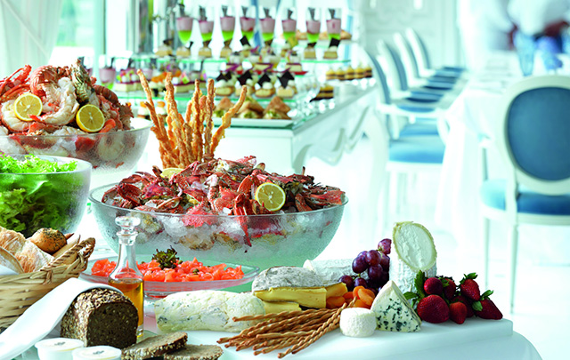 One to try: Ritz-Carlton Abu Dhabi offer brunch and stay experience