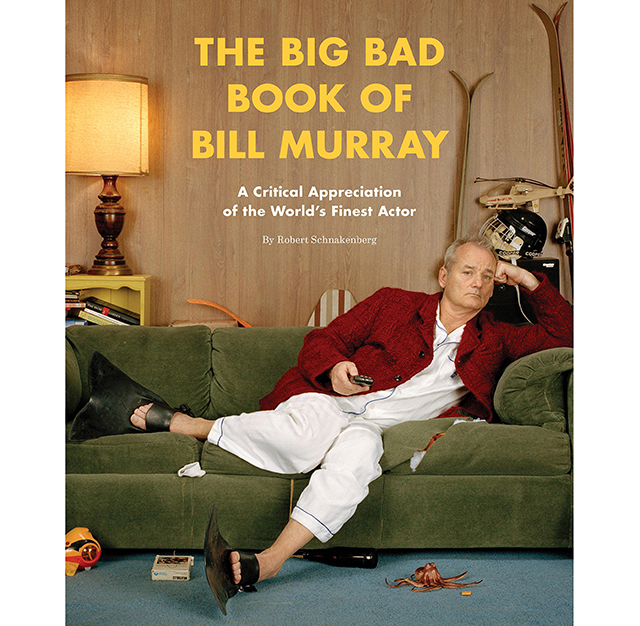 Book of the week: The Big Bad Book Of Bill Murray