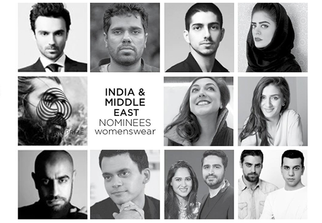 The India and Middle East nominees for the 2015 Woolmark Prize are announced