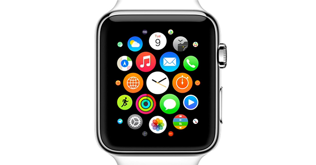The first set of apps for the Apple Watch are ready
