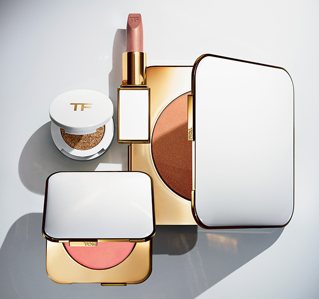 Discover Tom Ford's Soleil Colour collection