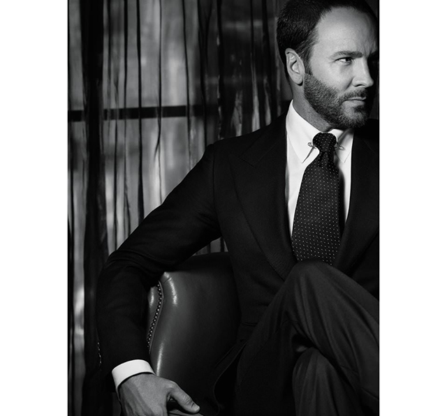 Why Tom Ford gets up earlier than you think (4.30am)
