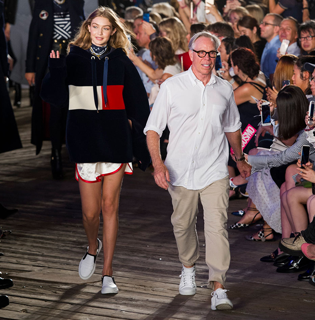 New York Fashion Week: Tommy Hilfiger Spring/Summer '17