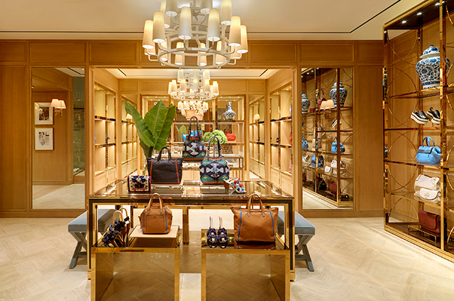 Tory Burch opens second boutique in Doha