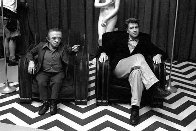 David Lynch will still be shooting 'Twin Peaks'