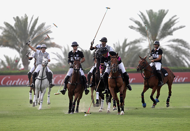 The UAE to unveil world's first luxurious St. Regis Polo Resort