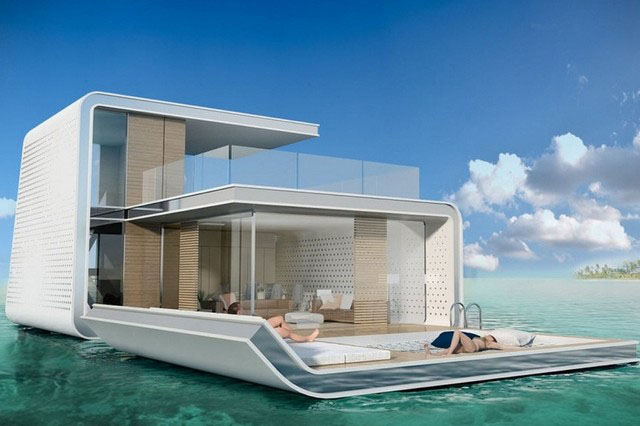 Underwater villas to go on sale at the World Islands in the UAE
