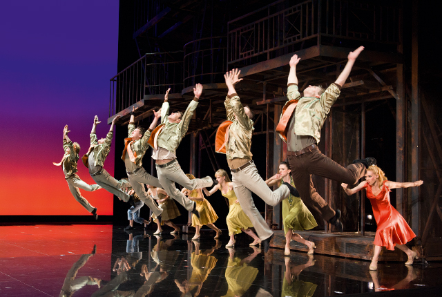 Staged: A Van Cleef & Arpels West Side Story
