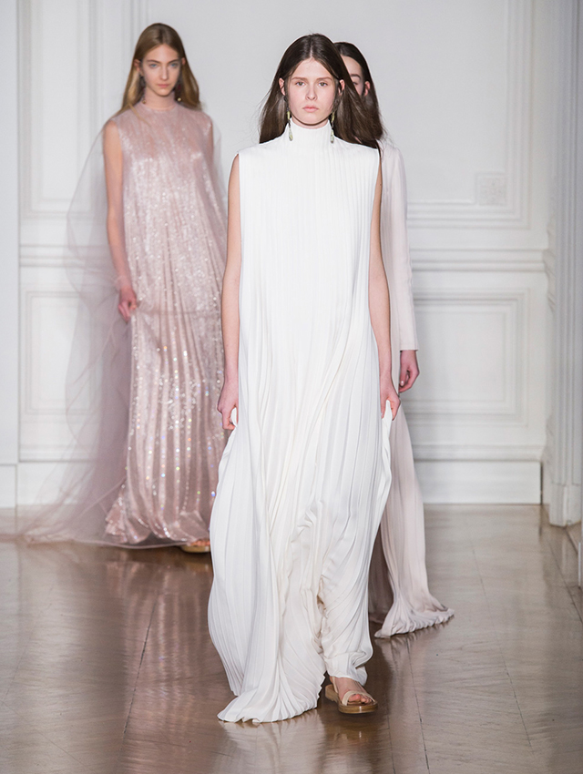 Paris Haute Couture Fashion Week: Valentino Spring/Summer '17
