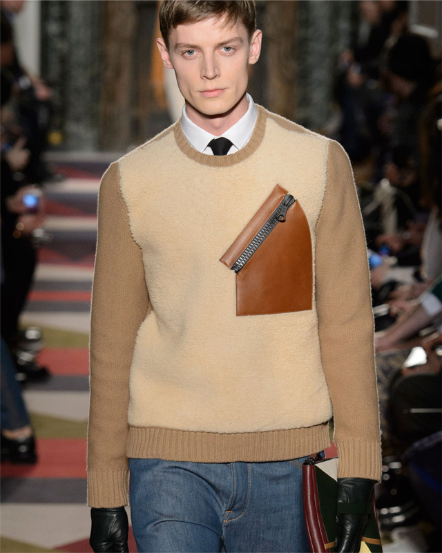 Paris Fashion Week Menswear AW15: Valentino