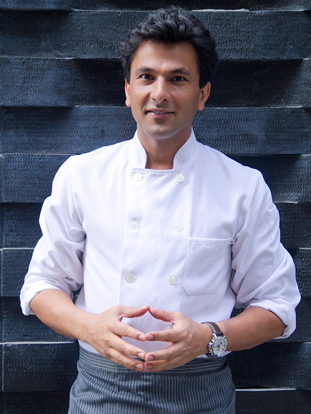 Exclusive: Food talk with Michelin-star chef Vikas Khanna
