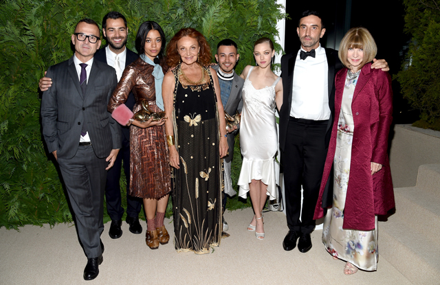 The CFDA Vogue Fashion Fund has three winners