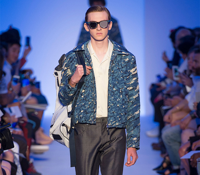Paris Fashion Week Menswear SS16: Louis Vuitton