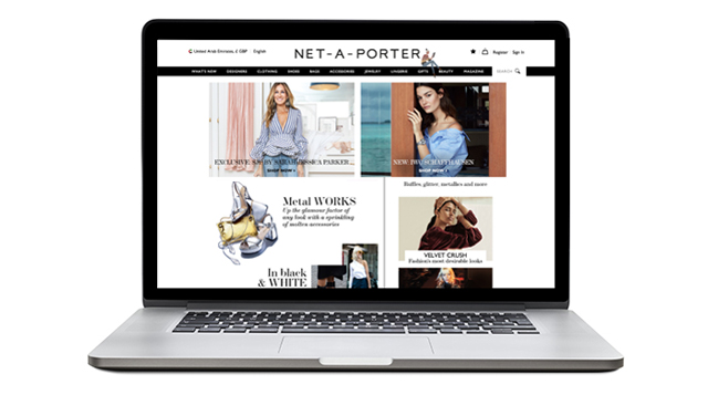 Just in: Net-a-Porter enters exclusive Dubai agreement