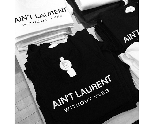 Yves Saint Laurent file lawsuit against What About Yves founder Jeanine Heller