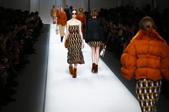 Milan Fashion Week: Fendi Autumn/Winter 15