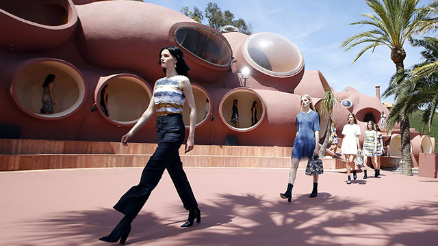 Watch now: The best of Dior Cruise 2016 in video