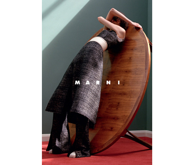 Marni unveils its first campaign under new owner OTB
