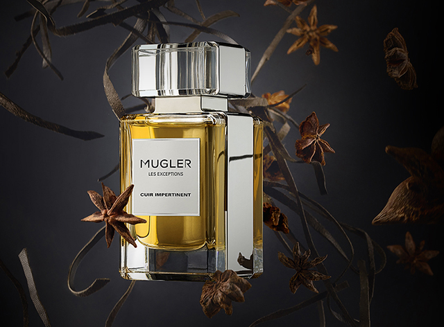 Star Scent: Thierry Mugler unveils new star anise Cuir Impertinent fragrance