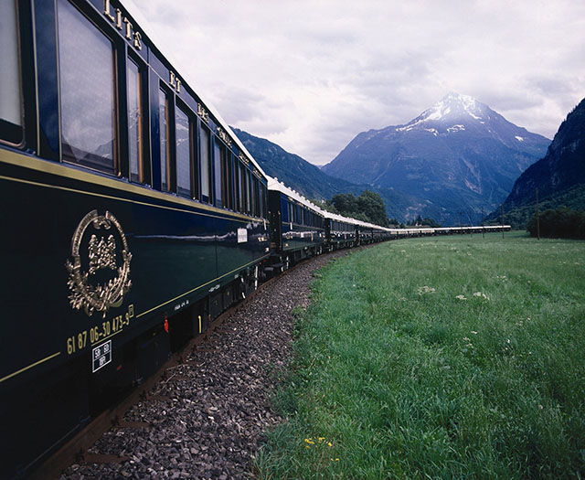 Venice Simplon-Orient-Express launches new European route